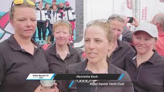 Kieler Woche Sailing  2018 - Highlights Tag 3