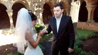 Свадьба в Испании / Барселоне. Эдуард и Дарья