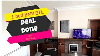 Deal Done with Jozef Toth - 1 bed BMV BTL - Fife, Scotland
