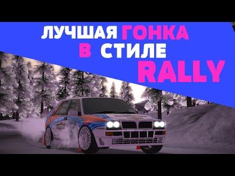ГОНКА ПО БЕЗДОРОЖЬЮ - Rush Rally 2 обзор игры на андроид и iOS