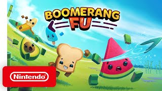 Boomerang Fu - Release Date Trailer - Nintendo Switch