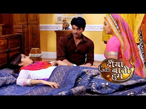 Diya Aur Baati Hum | 24th May 2016 | Sandhya To Be PREGNANT Again