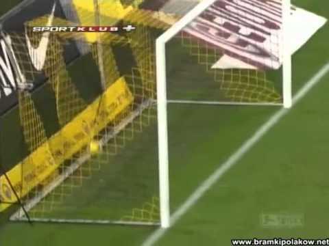 Tomasz Zdebel piękny gol