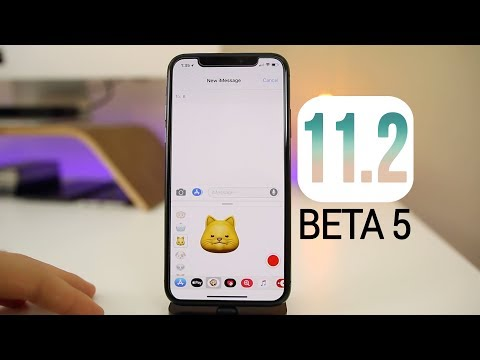 iOS 11.2 Beta 5 Released - What
