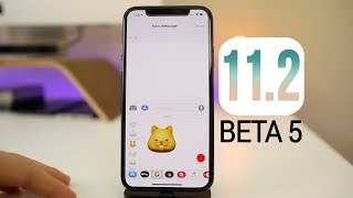 iOS 11.2 Beta 5 Released - What's New?