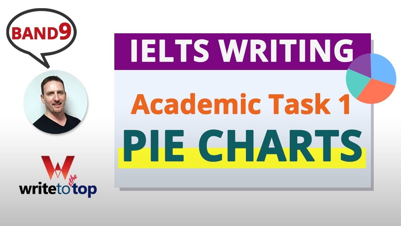 IELTS Academic Writing Task 1 – Pie Chart (Band 9)