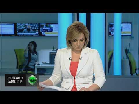 Edicioni Informativ, 12 Janar 2018, Ora 15:00  - Top Channel Albania - News - Lajme