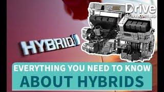 How a Hybrid Car Works, Hybrid Engines Explained   Drive.com.au
