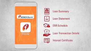 ICICI Bank iMobile   Home Loans Download & Activate