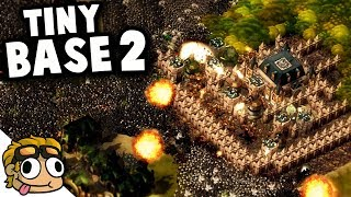 FINAL WAVE vs TINY BASE 2! | They Are Billions Beta Gameplay