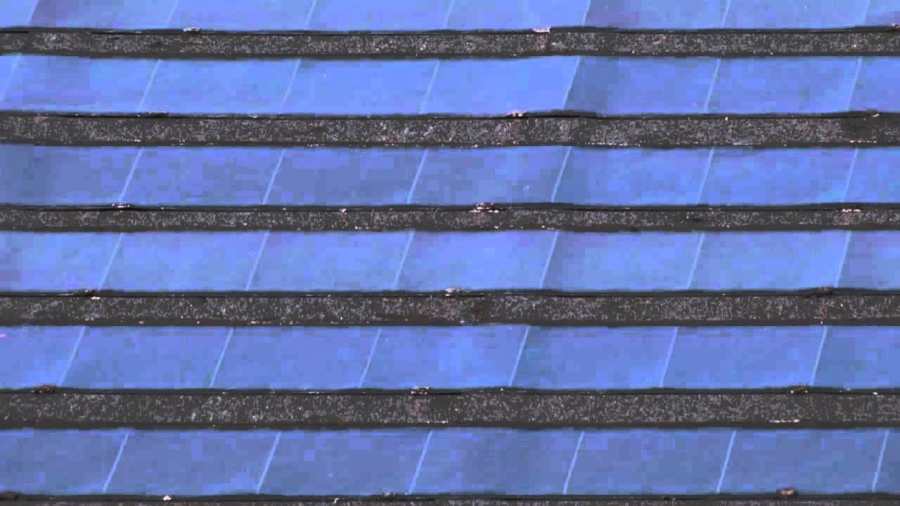Solar Powered Shingles >> Solar Powered Shingles Youtube