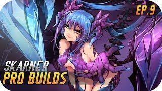 PRO BUILDS | EP 9 | SKARNER | Entre los 3 mejores junglers del momento!