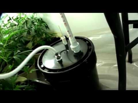 28 Site Aeroponics System - Home Made DIY - YouTube