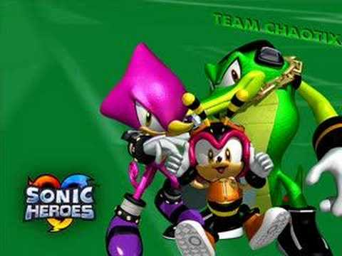 Team Chaotix by Gunnar Nelson (Team Chaotix's Theme)