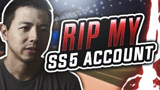 RIP TO ALL SS5.... 2K SCREWED US ALL  (RANT) :(