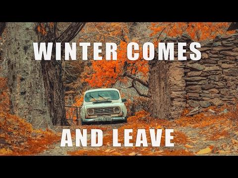 Winter comes and leave - Skycam Algeria