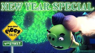 Piggy Tales - 4th Street | Happy New Pig - S4 Ep17