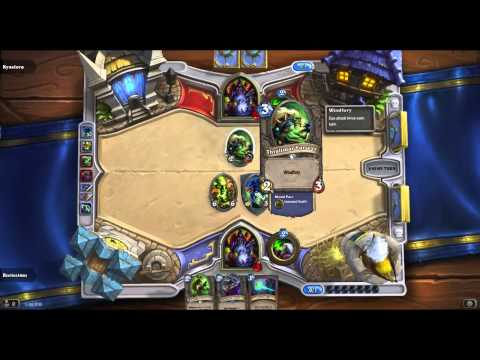 Warlock Hearthstone Arena #15 (BURN POTENTIAL) Part 2