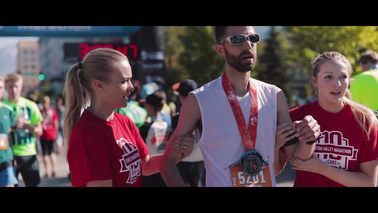 Provo Utah Marathon & Half | Utah Valley Marathon - Fast & Scenic!