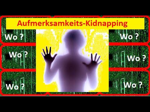 Matrix: Aufmerksamkeits Kidnapping und Diebstahl der Lebens-Energie