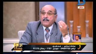 بالفيديو.. خبير عسكري لمحامٍ: «هبعتلك واقي ذكرى هدية»