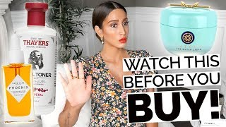 5 BEST & WORST Beauty Products to Spend Your Money On!