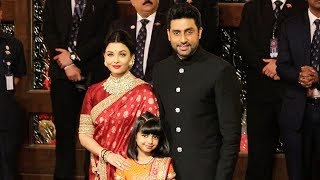 Baixar Aishwarya Rai Steals Eyeballs With Her Beauty with Aaradhya & Abhishek @Isha Ambani's WEDDING
