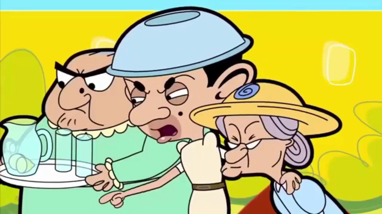 Phim Hoạt Hình Mr Bean – Mr Bean Cartoon 2017 – Best Funny Cartoon tập 2