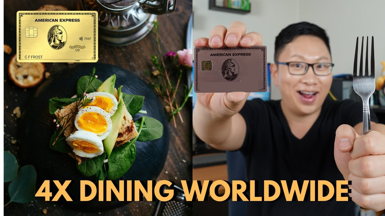 Amex Gold Card Adds 4x At Restaurants Worldwide Youtube