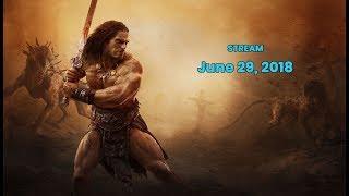 Community Stream: Touring the Conan Evolved server with J0hnbane