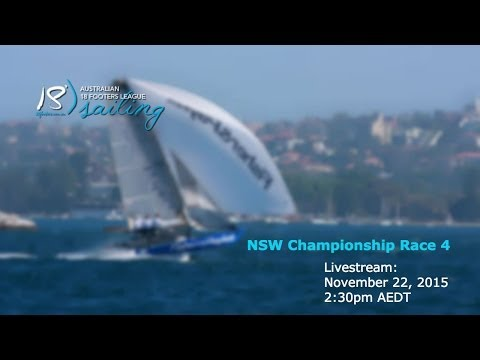 NSW Championship Race 4 & Club Championship Race 4 - 22/11/15