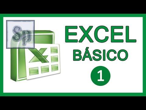 excel---1/3-iniciación,-básico,-principiantes.-tutorial-en-español-hd