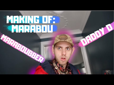 Bubber bag facaden: Daddy D og MaraBoubber