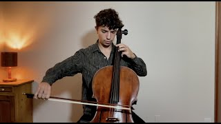 BACH Chaconne (arr. for cello)