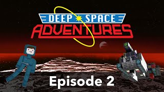Dom Plays StarMade - Deep Space Adventures - Part 2