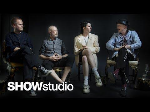 Comme des Garçons Homme Plus - Spring / Summer 2018 Panel Discussion