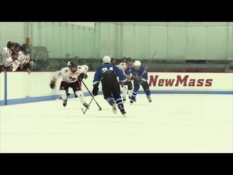 Wachonah vs Belchertown Hockey