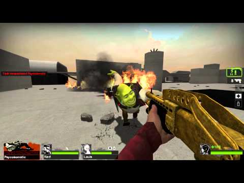 What Are You Doing In My Swamp Left 4 Dead