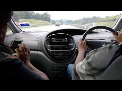 Review, Toyota Estima