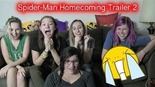Spiderman Homecoming Trailer 2
