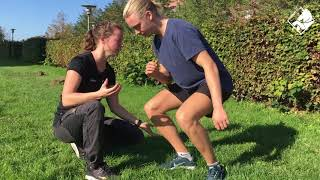 Styrkeøvelser for ben og balder