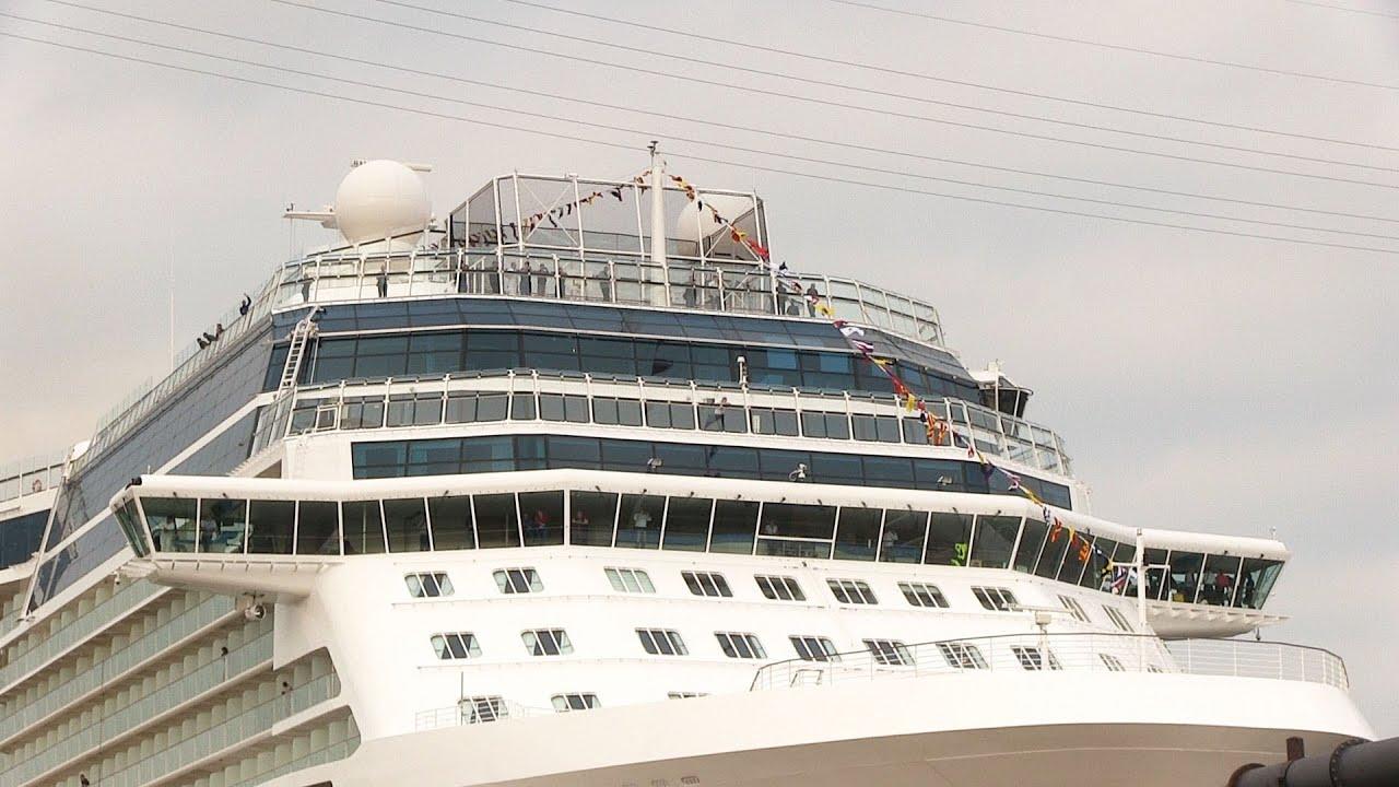Reflection - 1075? - balcony size? - Celebrity Cruises ...