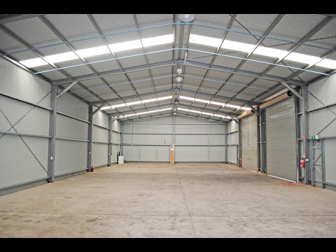 11 Rocla Court - Clean Industrial Shed & Hardstand
