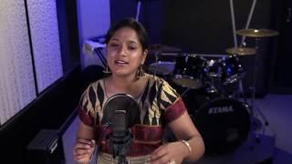 Yaenada nee enna cover song   ft. Pavithra Balajee   Prashanth Kay Kay  