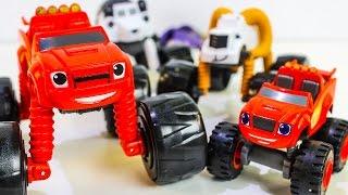 Вспыш и чудо машинки Развивающие мультики про машинки Вспыш новые серии на русском Игрушки для детей