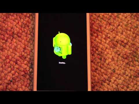 How to Factory Data Reset the Moto G 3rd Gen 2015 Edition