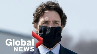 Coronavirus outbreak: Trudeau,…