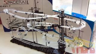 Динамический конструктор с шариками Spacerail 1 уровень