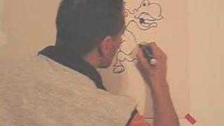 Dibujando un caballo - Drawing a Horse