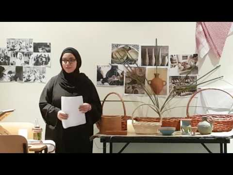 Cultures of the United Arab Emirates. University students te